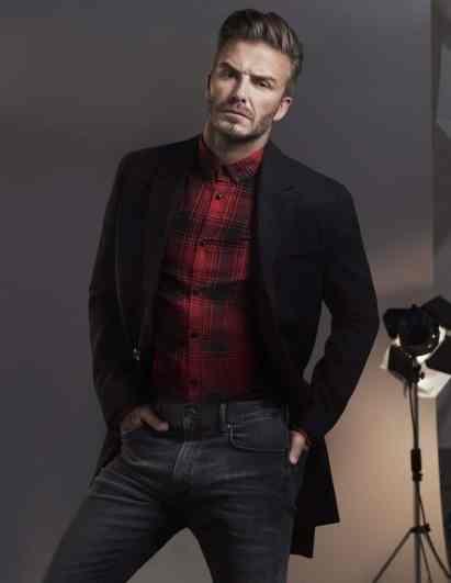 David Beckham y Kevin Hart, Moden Essential H&M (3)