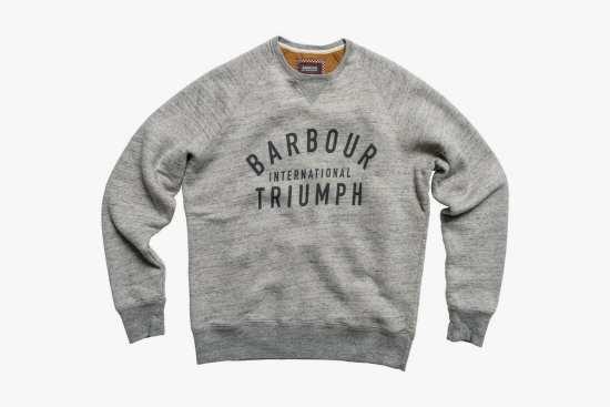 barbour y triumph colección cápsula (12)