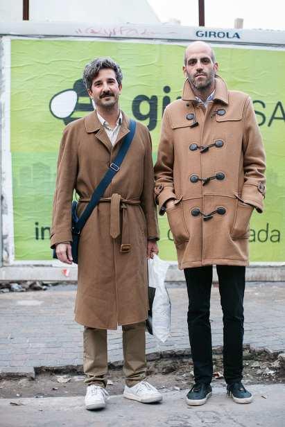 moda en la calle, otoño en camel (6)