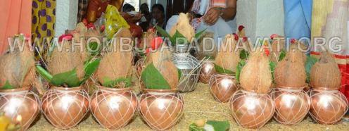 Sri-Kshetra-Hombuja-Kundadri-Jain-Temple-Dhamasamprokshane-0020