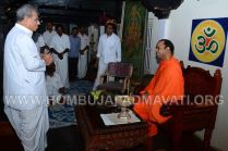 Hombuja-Jain-Math-Dharmasthala-Veerendra-Hegde-Visit-0002