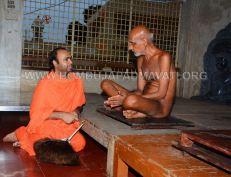 Humcha-Hombuja-Jain-Math-Muni-Panchakalyanasagar-Vairagyasagar-Mangala-Pravesha-0010