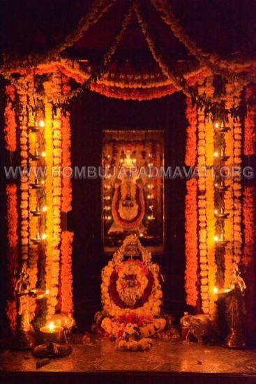 Hombuja-Jain-Math-Humcha-Navarathri-Dasara-Celebrations-Pooja-0020