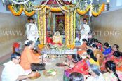 Hombuja-Jain-Math-Humcha-Navarathri-Dasara-Celebrations-Pooja-Day-02-0004
