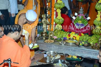 Hombuja-Jain-Math-Humcha-Navarathri-Dasara-Celebrations-Pooja-Day-04-0009