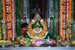 Hombuja-Jain-Math-Humcha-Navarathri-Dasara-Celebrations-Pooja-Day-05-0018