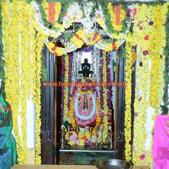 Hombuja-Jain-Math-Humcha-Navarathri-Dasara-Celebrations-Pooja-Day-07-0011