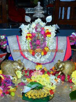 Hombuja-Jain-Math-Humcha-Navarathri-Dasara-Celebrations-Pooja-Day-07-0021