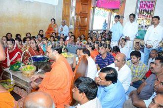 Hombuja-Jain-Math-Humcha-Navarathri-Dasara-Celebrations-Pooja-Day-09-0005