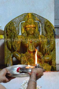 Hombuja-Humcha-Jain-Math-Jinasahasranama-Aradhane-Day-17