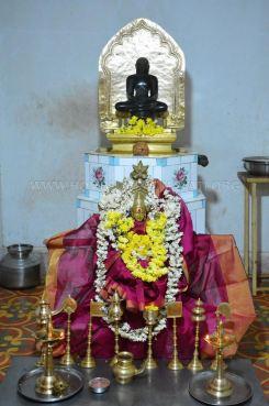 Hombuja-Humcha-Jain-Math-Padmavati-Vidhana-Acharya-Muni-108-Sri-Devanandi-Maharaj-Sangh-0002