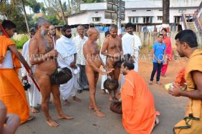 Hombuja-Humcha-Jain-Math-Acharya-Pushpadanth-Sagar-Maharaj-Mangala-Pravesha-0002