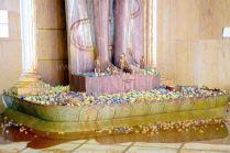 Humcha-Hombuja-Jain-Math-Rathotsava-Day-05-Guddada-Basadi-Parshwanath-Tirthankar-Abhisheka-0017