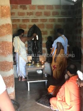 Hattiangadi Chandranath Swamy Temple Renovation Bhoomi Pooja