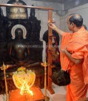 Hombuja-Humcha-Jain-Math-Parshwanath-Padmavati-Laksha-Deepotsava-2018-Day-03-0006A