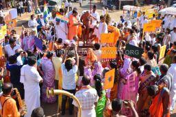 Acharya-Vardhamansagarji-Maharaj-Muni-Sangh-Hombuja-Jain-Math-Mangala-Pravesha-0012