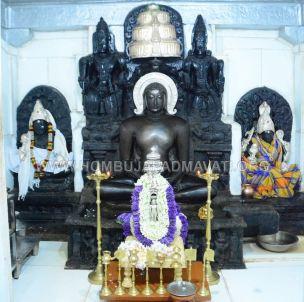 Hombuja-Humcha-Jain-Math-2019-Maha-Rathotsava-0001-Lord-Parshwanath