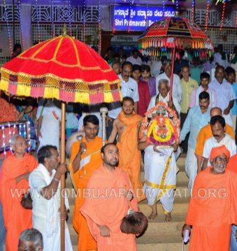 Hombuja-Humcha-Jain-Math-2019-Rathotsava-Simhavahanotsava-0006