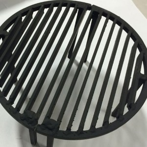 Slotted Commercial Tandoor Grate