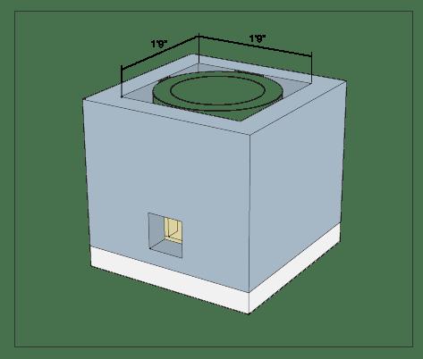 Homdooor-custom-tandoor-install-step4