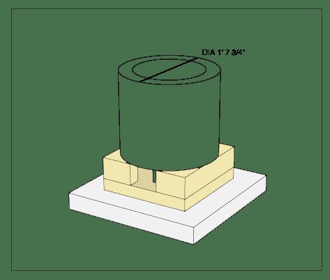 Homdoor-custom-tandoor-install-step3