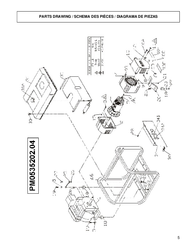 Browse Craftsman 917 271731 Wiring Diagram Everything You Need To