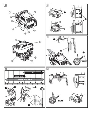 Briggs And Stratton 120000 600 625 650 675 Series Generator Owners Manual
