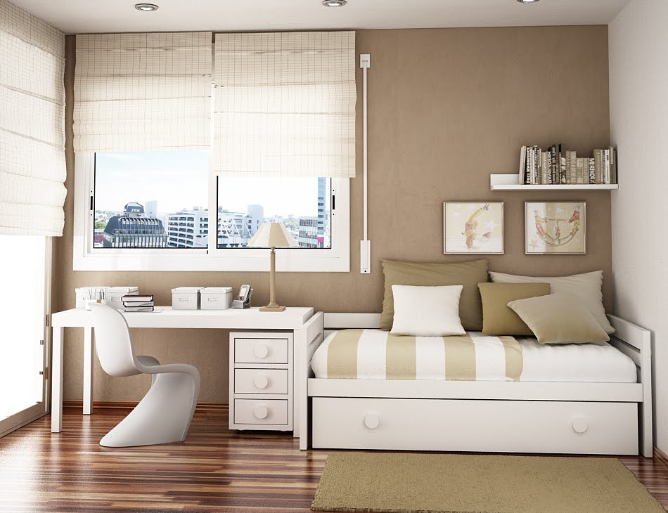 Home Sweet Home: Space Saving Ideas For Small Kids Rooms