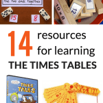 14 Resources for Learning THE TIMES TABLES