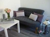 Exemple de decoration interieur avec canape