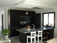 Cuisine contemporaine et design apres home staging