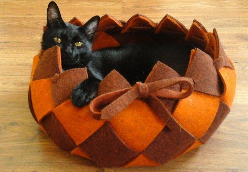 домик апельсинка