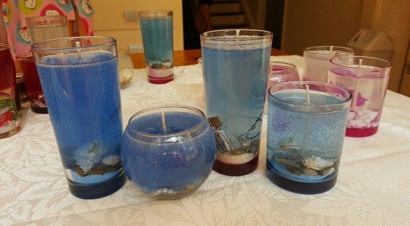 изготовление свечей на дому