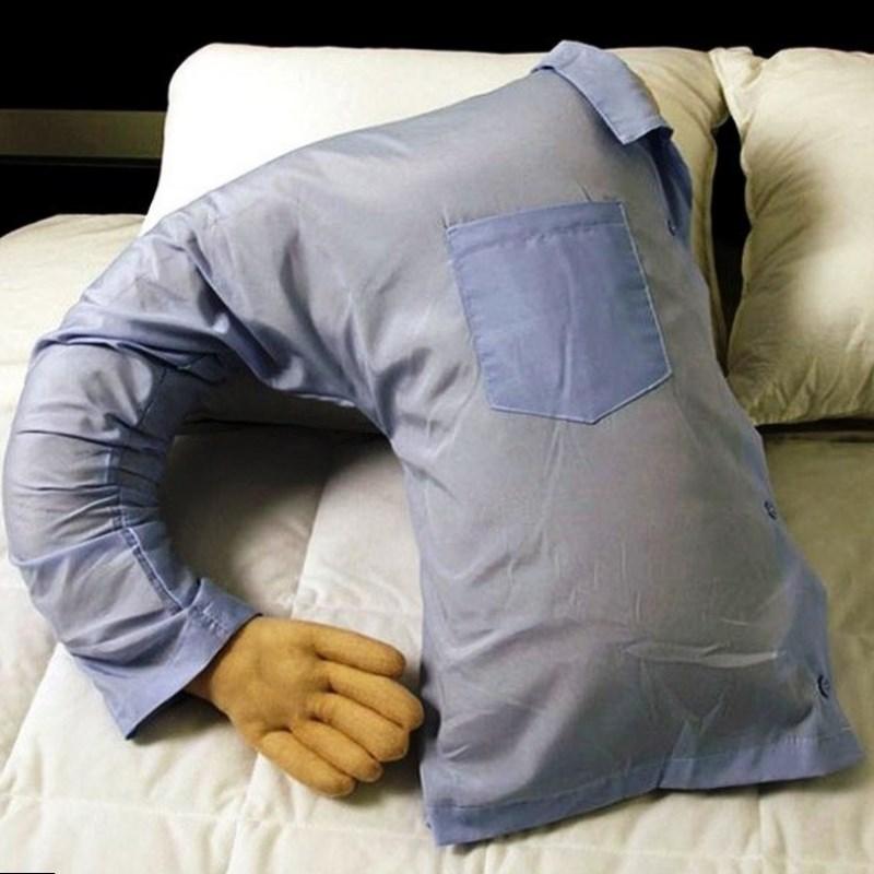 подушка из рубашки своими руками