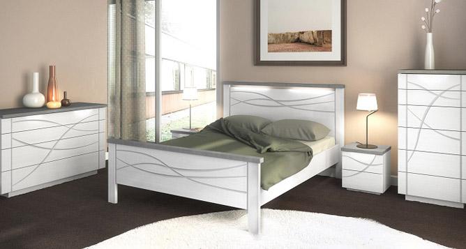 collection serena lits commode armoires chevets nombreux meubles