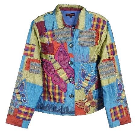 пиджак куртка хенд-мейд