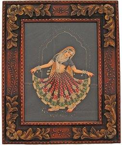 индийская картина