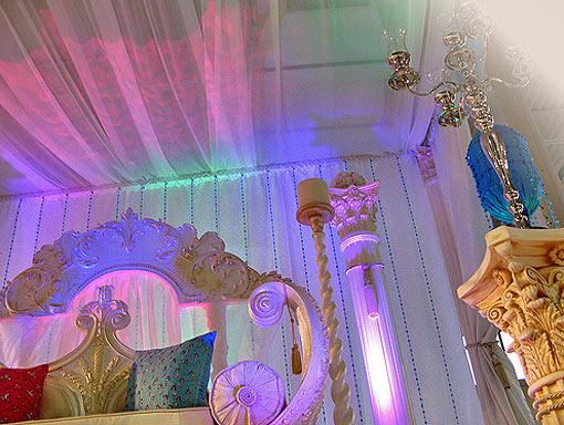 декорирование свадьбы по-индийски