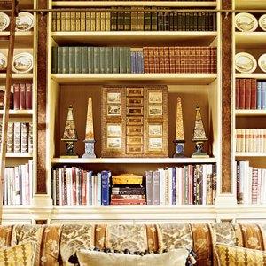 варианты хранения книг