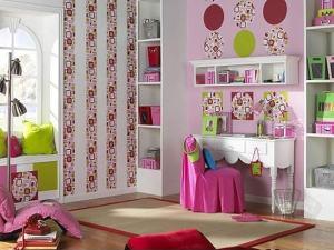 декорирование интерьера детской комнаты