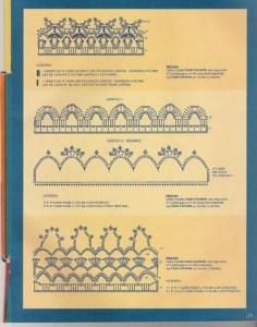 схема обвязки крючком