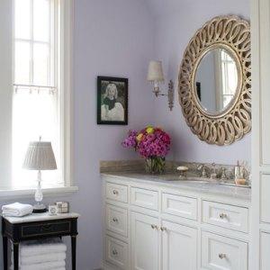 интерьер в английском стиле ванная