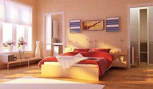 идеи по декорированию спальни