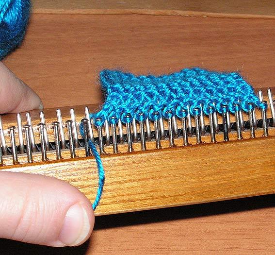 Видео вязание на машинке чернивчанка
