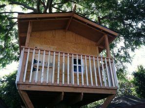 Дом на дереве 1