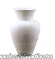 декупаж керамической вазы 0