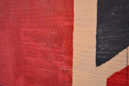 Покраска мебели - декор комода из ИКЕИ 4