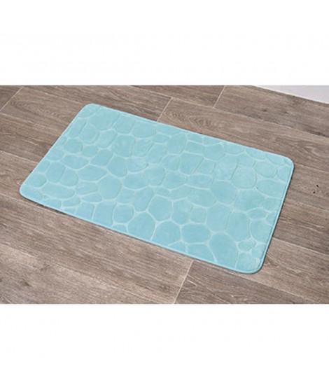 https home zen shop maison 347 tapis de bain a memoire de forme galet 50x80cm vert d eau html