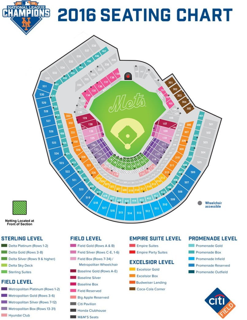 Ny mets tradition field seating chart best seat 2018
