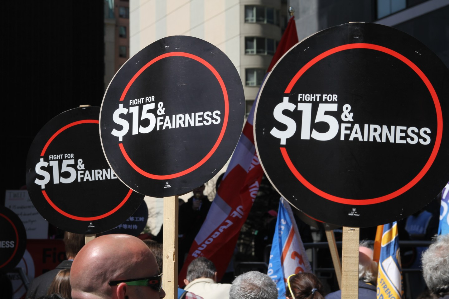 Fighting the gage for minimum wage